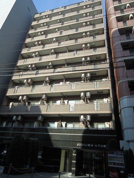 グリフィン横浜・山下公園外観写真