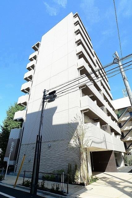 ステージファースト板橋桜川外観写真