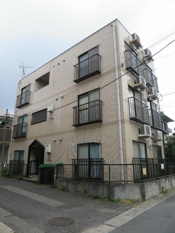 サンハウス新松戸外観写真
