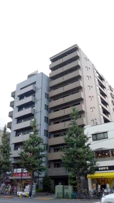 ステージグランデ新高円寺外観写真