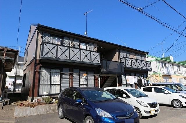 ハイツ古関II外観写真