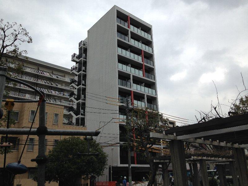 スクエアシティ川崎外観写真