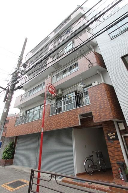 モナークマンション上野外観写真
