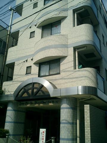 ライオンズマンション武蔵新城駅前外観写真