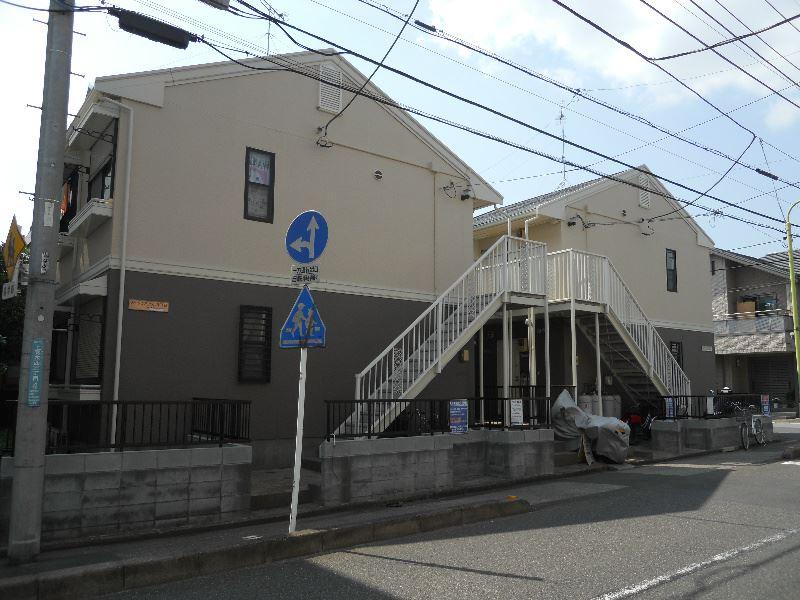 ガーデンハウス川口B棟外観写真
