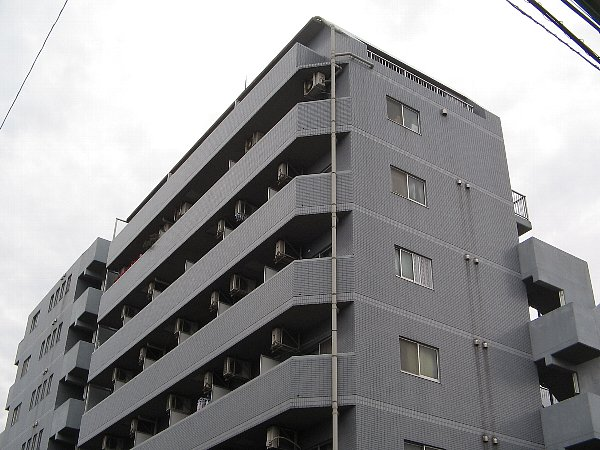 キャッスル・エイト東矢口外観写真