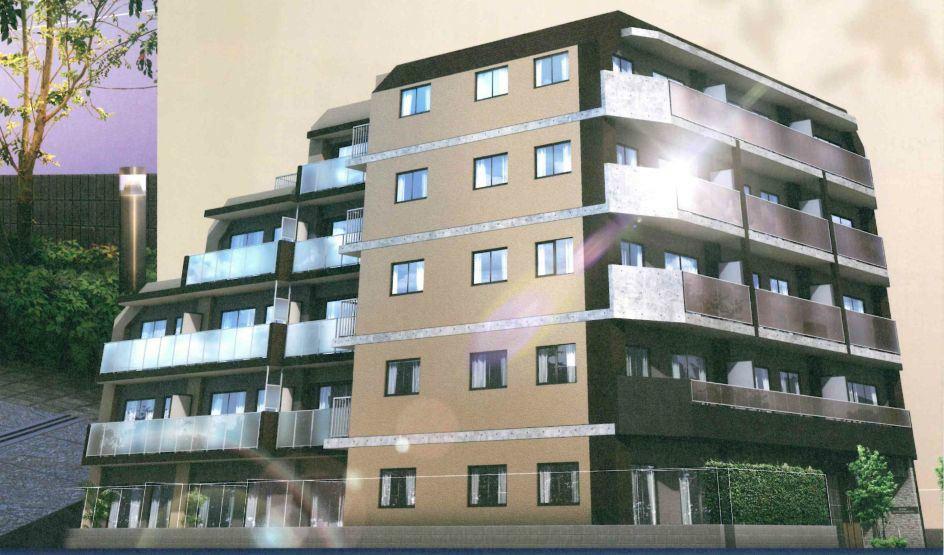 (仮称)小平市新築マンション外観写真
