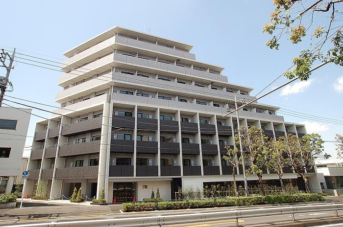 ステージグランデ新桜台外観写真