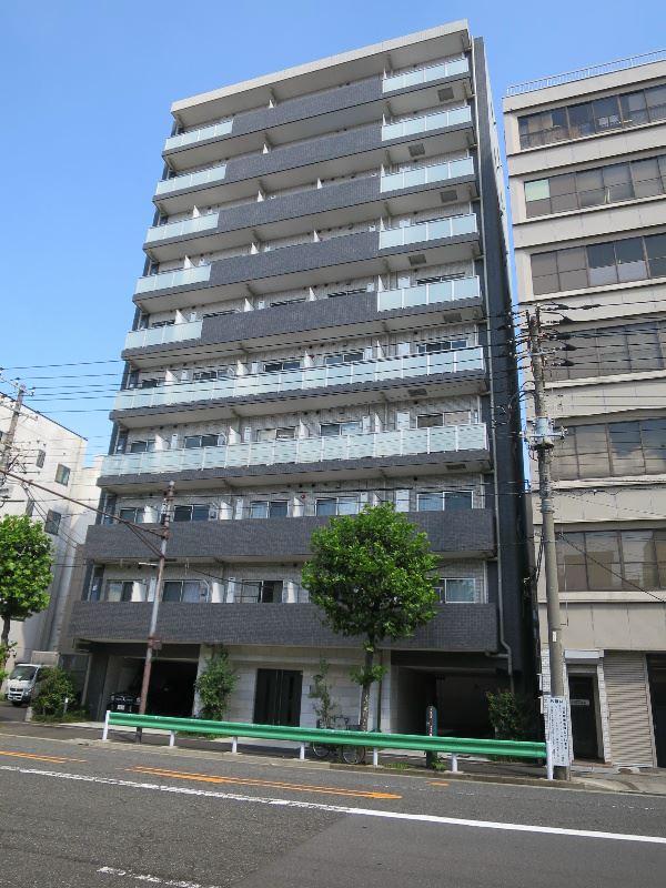Rising place 浅草五番館外観写真