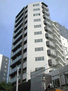 ダイナシティ西新宿外観写真