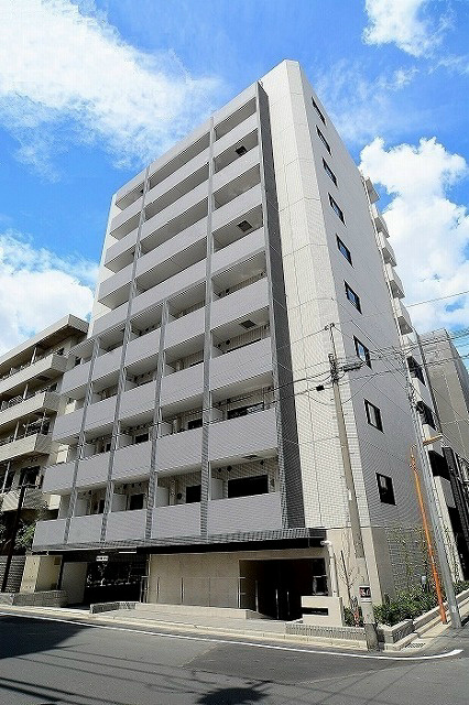ステージグランデ菊川外観写真