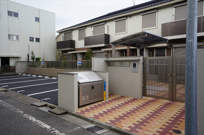 Manoir Imagawa マノワールイマガワ外観写真