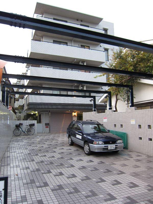 クリオ片瀬江の島壱番館外観写真