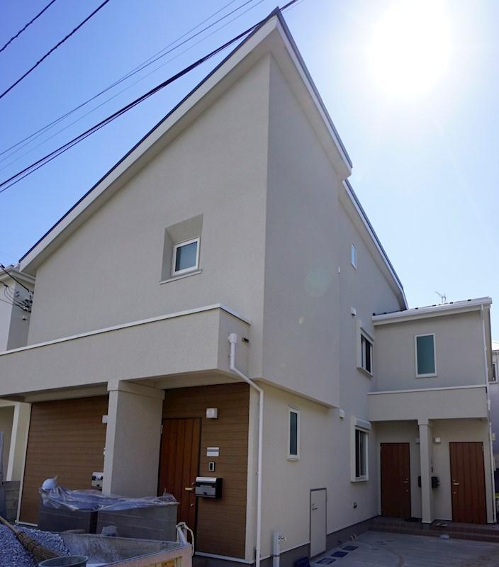 (仮称)横浜市戸塚区戸塚町アパート外観写真