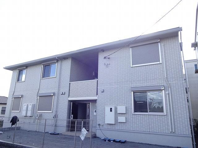 アメニティー藤沢市立石1丁目新築アパート外観写真