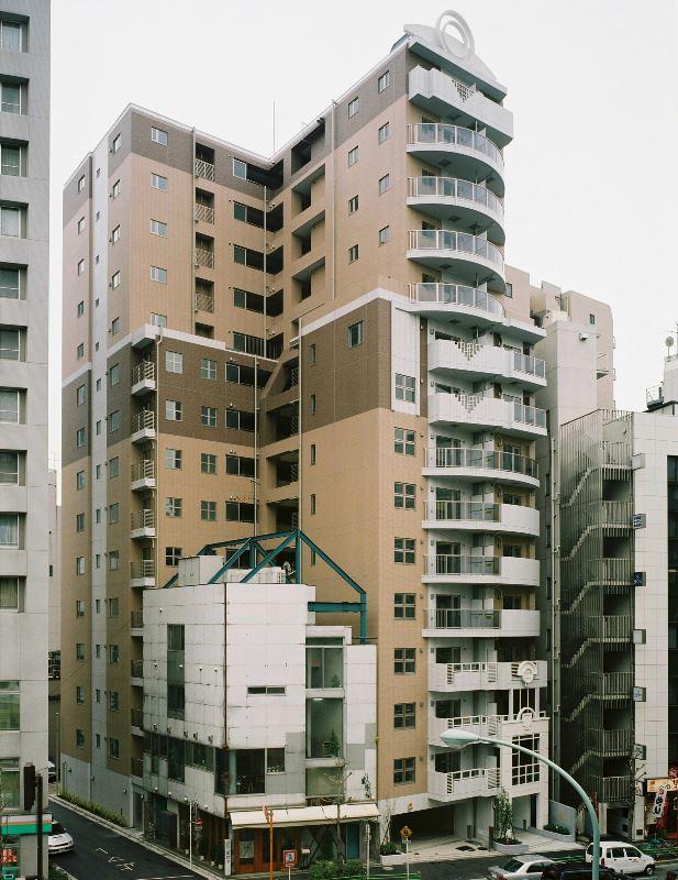 ピアース東京インプレイス外観写真