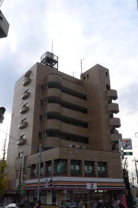 サンパーク駒沢外観写真