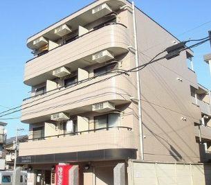 スカイコート蒲田第5外観写真