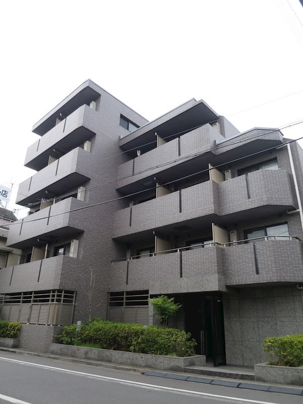 ルーブル新宿西落合参番館外観写真