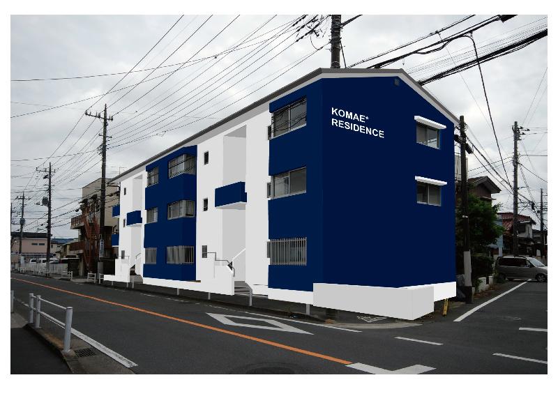 狛江レジデンス外観写真
