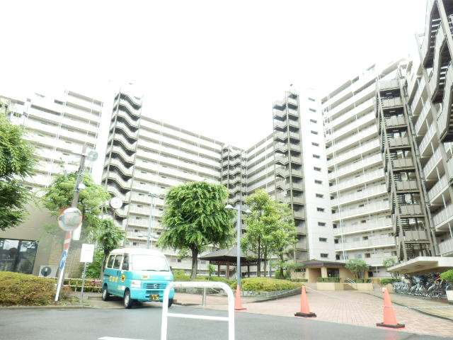 多摩川芙蓉ハイツ 3号棟外観写真