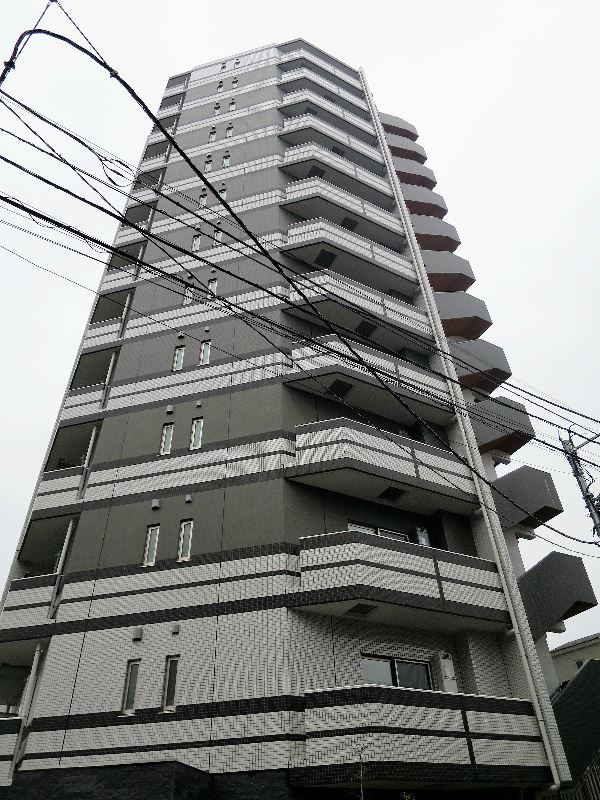 AZEST中野新橋(アゼスト中野新橋)外観写真