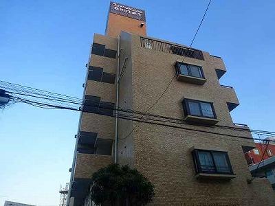 ライオンズマンション西川口第7外観写真