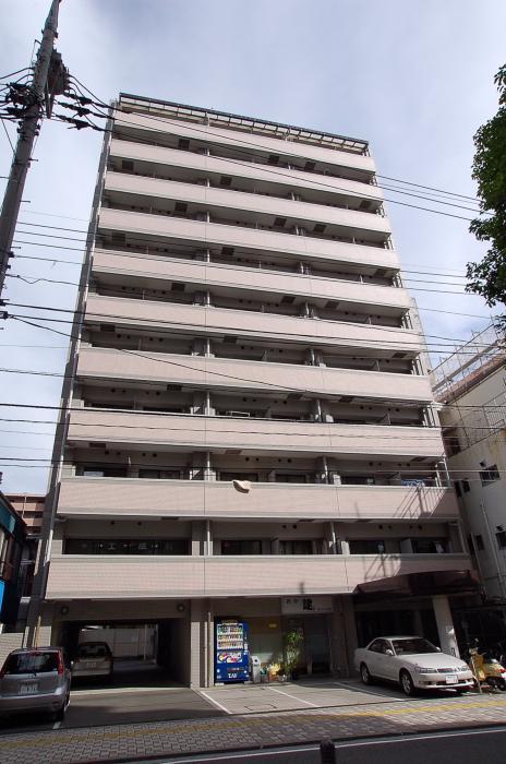 パークノヴァ横浜阪東橋弐番館外観写真