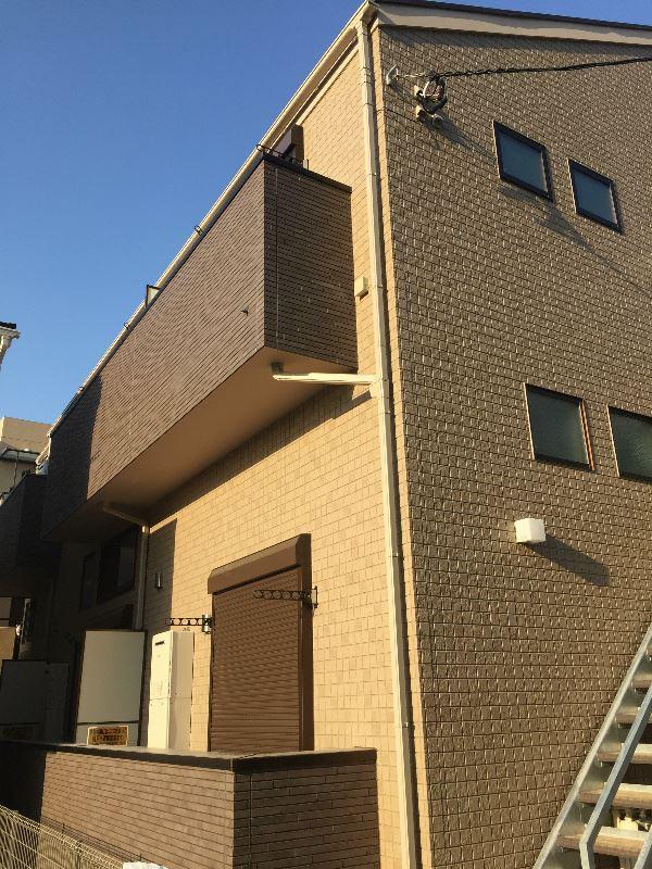 (仮称)神奈川区高島台アパート計画外観写真