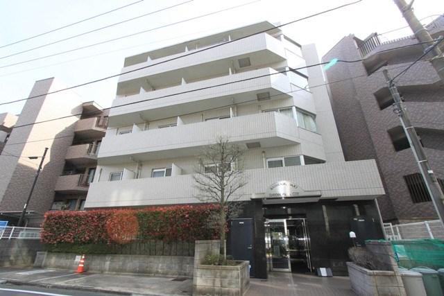 新川崎ダイカンプラザシティ外観写真