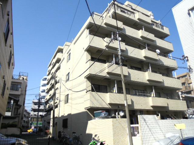 朝日第2目白台マンション外観写真