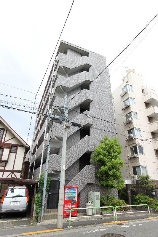 スカイコート文京小石川外観写真