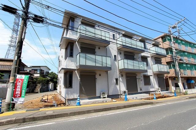 アメニティー桜台2丁目新築マンション外観写真