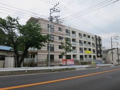 (仮称)藤沢市新築マンション外観写真