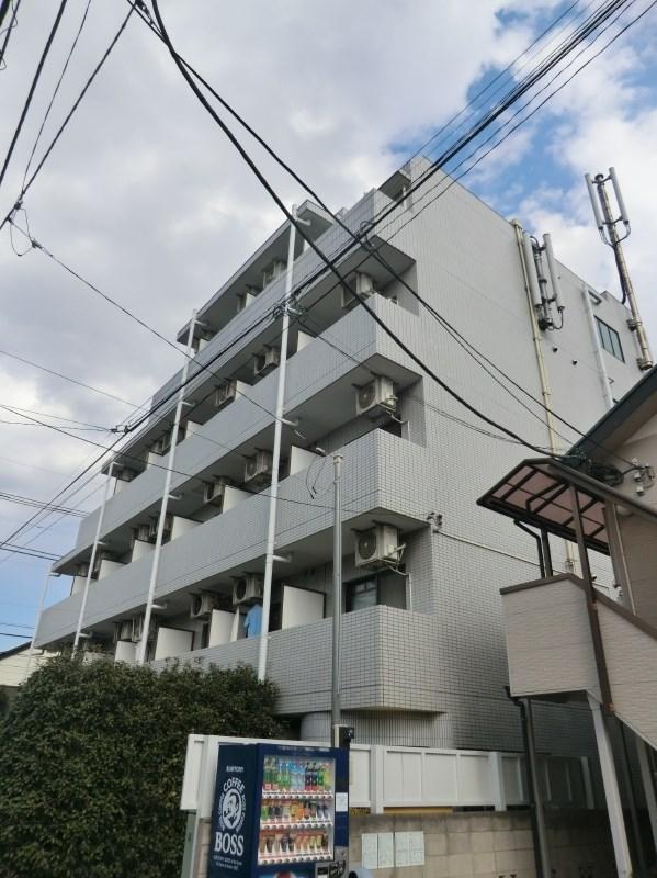 第58小金井クリスタルマンション外観写真