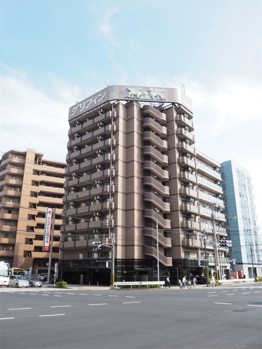 グリフィン横浜・セントラルステージ外観写真