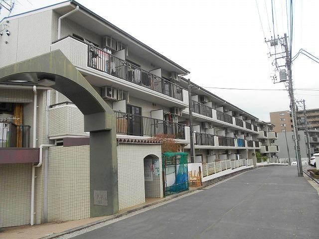 コンドミニアムメイ大倉山外観写真