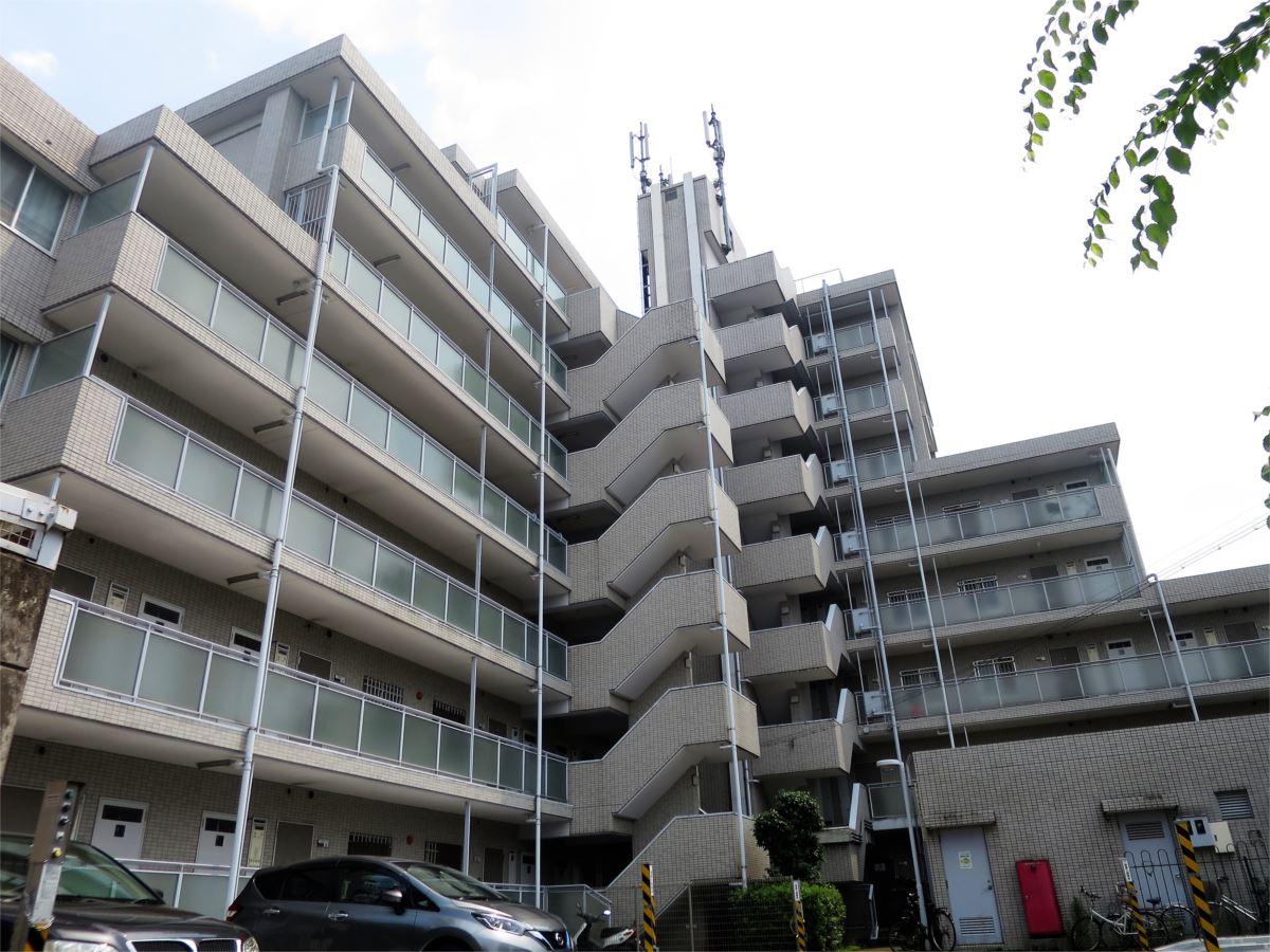 ラフィスタ尾久駅前外観写真