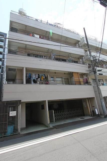 ライオンズマンション川崎第6外観写真