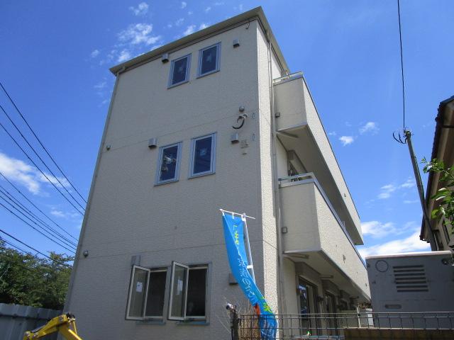 (仮称)東恋ヶ窪5丁目Project外観写真