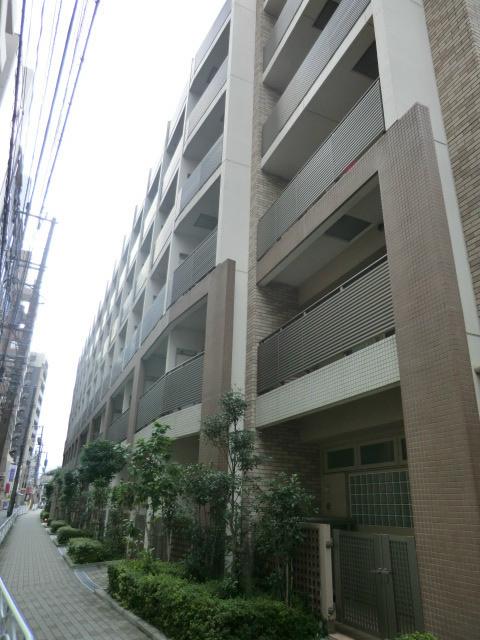 ニューシティアパートメンツ亀戸外観写真