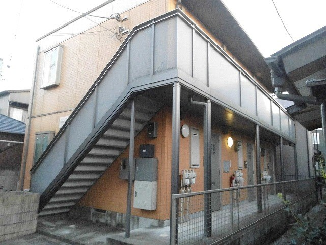 プレセンテ高円寺外観写真