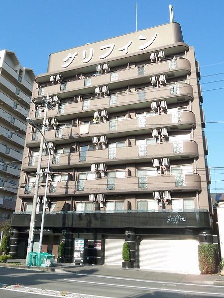 グリフィン横浜・サザンフォート外観写真