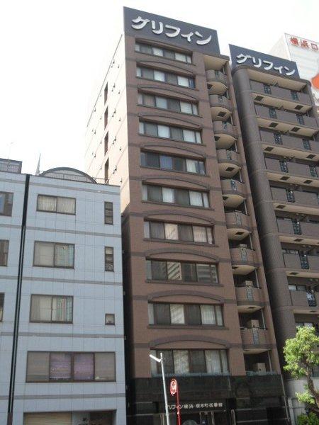 グリフィン横浜・桜木町伍番館外観写真