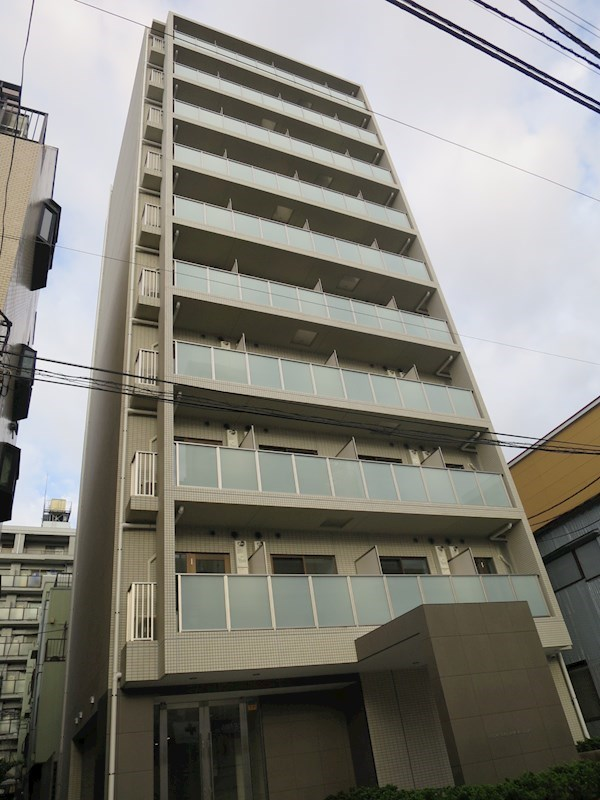 GROWS横浜阪東橋外観写真
