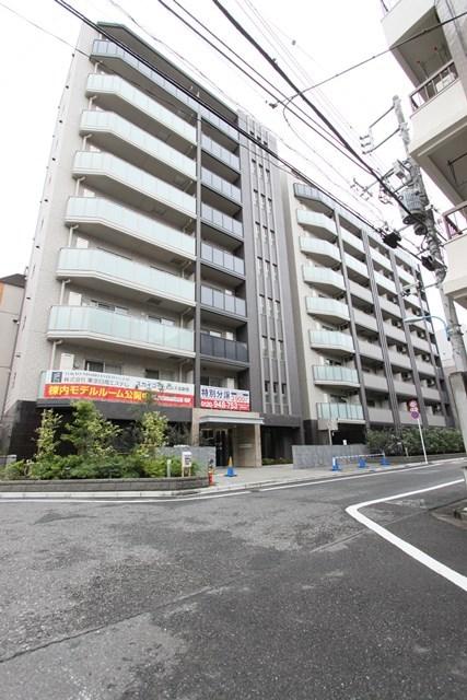 スカイコートヒルズ北新宿外観写真