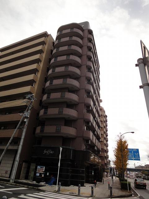 グリフィン新横浜・七番館外観写真