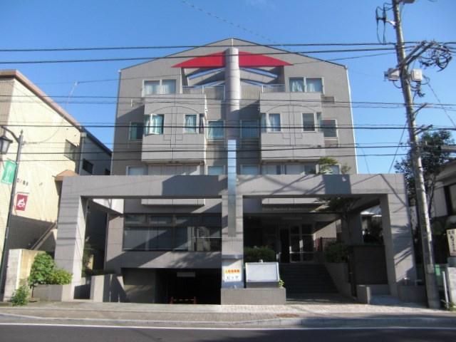 ライオンズマンション鎌倉由比ヶ浜外観写真