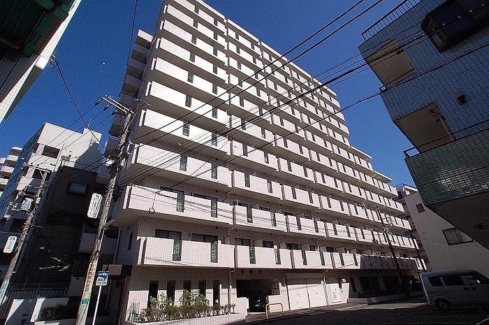 ピュアシティ横浜II外観写真