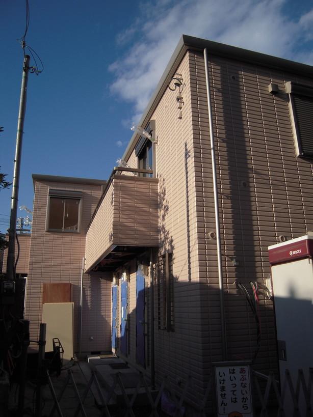 Tetti Verdi横浜B(テッティ ヴェルディ)外観写真